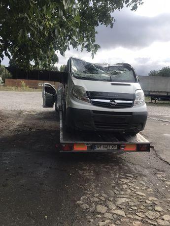 Opel vivaro Renault Trafic по запчастям