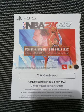 Jumpstar para o NBA 2K22
