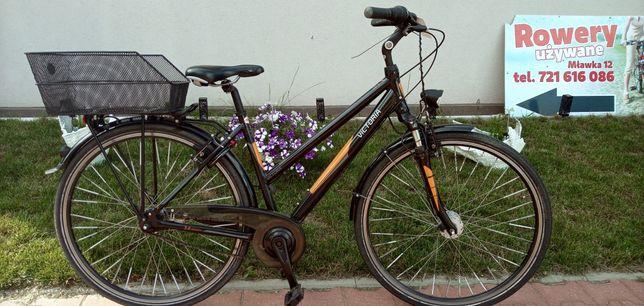 Trekinngowy rower Victoria Niemiec