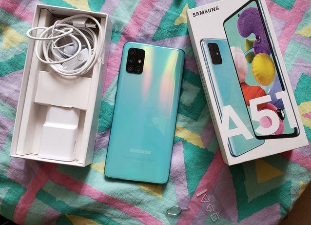 Telefon Samsung A51 Stan jak nowy