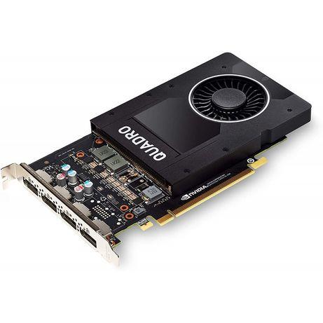 PLACA GRAFICA NVIDIA QUADRO P2000 5GB RAM