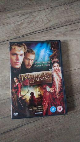 The brothers Grimm . Film dvd. Nie po polsku