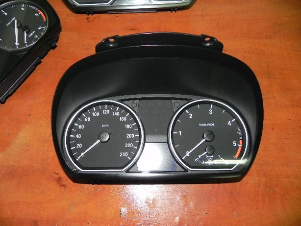 BMW E81 E82 E87 E88 zegary licznik europa