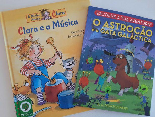2 Livros Infantis muito divertidos! (dos 6 aos 10 anos)