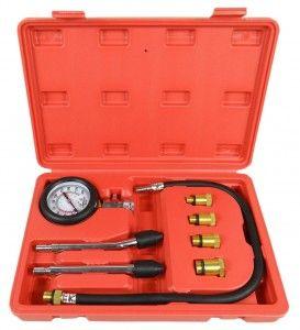 TESTER ciśnienia sprężania benzyna zestaw 8 elementów M57681