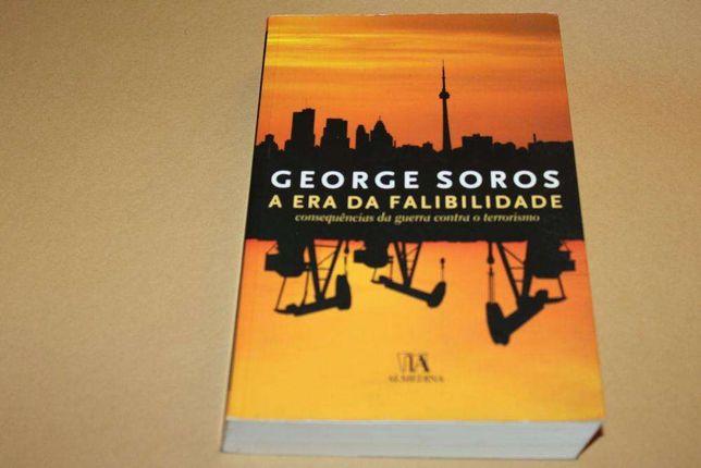 A Era da Falibilidade de George Soros