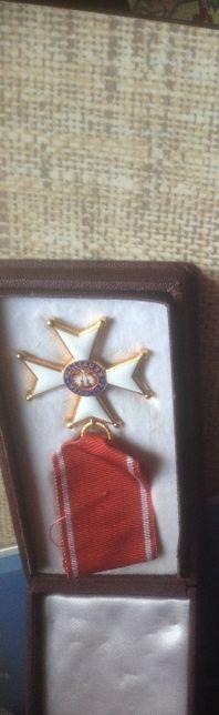 Order Odrodzenia Polski Polonia Restituta 1944 stan bdb