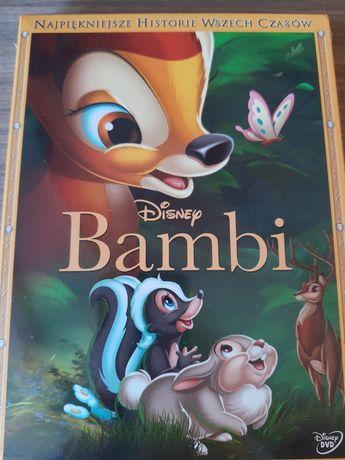Film DVD Bambi, zafoliowany
