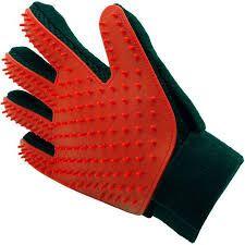перчатка для шерсти для котов