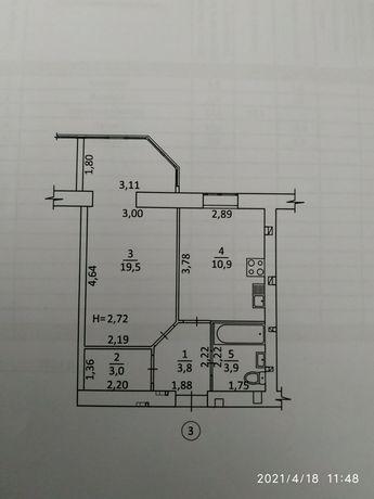 Квартира в новобудові