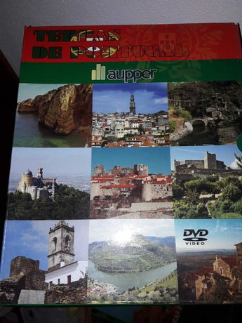 Coleção Terras de Portugal da Aupper (valor negociável)