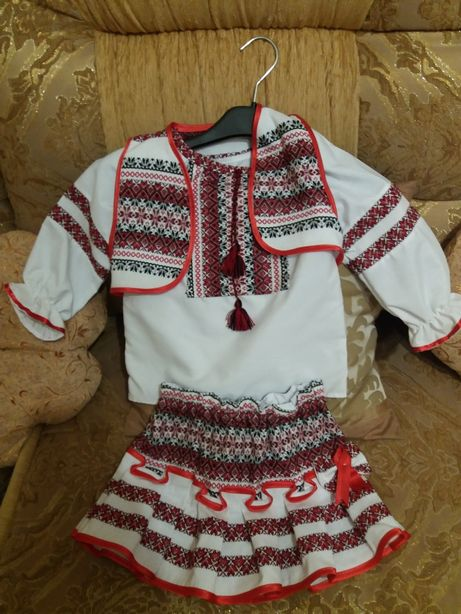 Костюм україночки