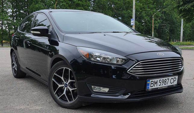 Ford Focus SEL 2017 (Форд Фокус 3)