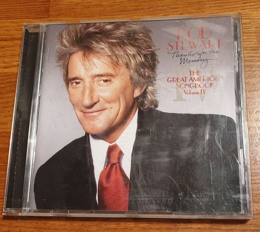 Rod Steward - The Great American Song Book vol. IV (CD)