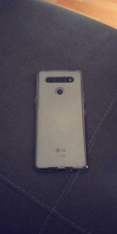 Lg k51s telefon komórkowy