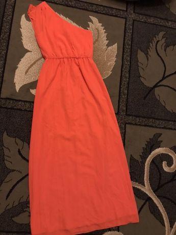 Продам летнее платье в пол