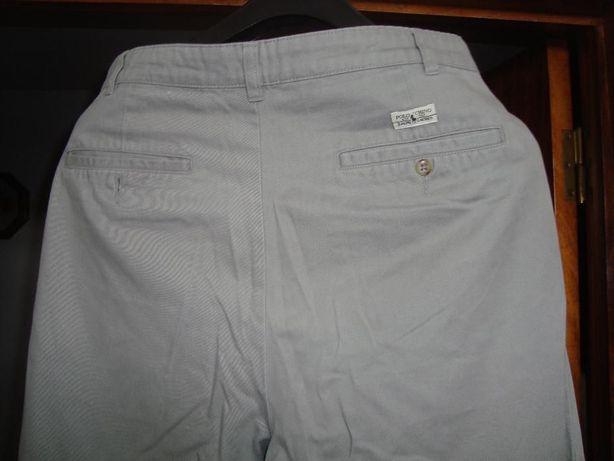 Calças homem 32/34 Ralph Lauren usadas