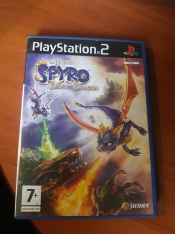 Legend of spyro dawn of the dragon ps2