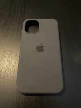 Capa iPhone 12 mini Cinza