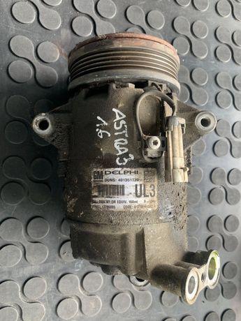 Pompa sprężarka klimatyzacji Opel Astra III 1.6