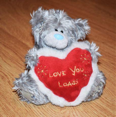 Miś Tatty Teddy. Me to you. Walentynki