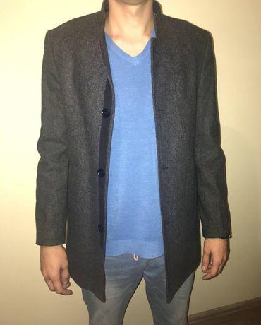 Полупальто модное молодежное мужское