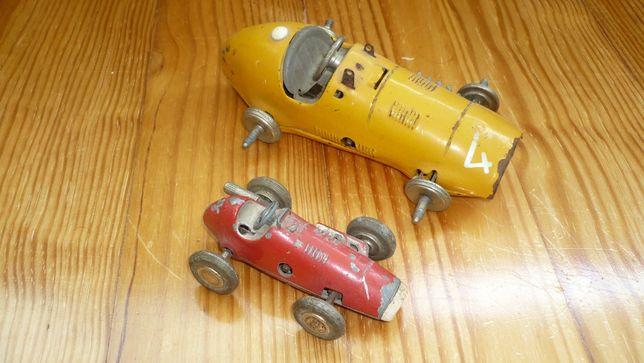 2 Carros em Metal da Schuco - Anos 50