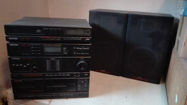 THOMSON CD + głośniki 35W