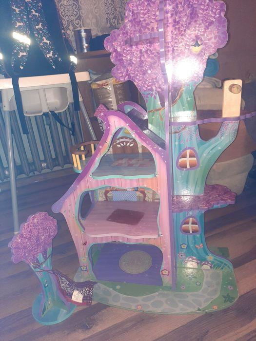 Domek dla lalek drzewko Tychy - image 1