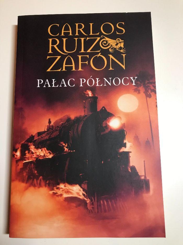 Carlos Ruiz Zafon - Pałac Północy Warszawa - image 1