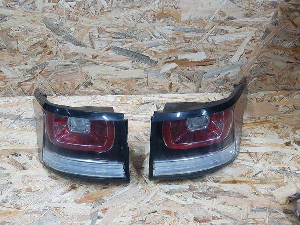 Lampy Tył lewa+prawa Range Rover Sport L494