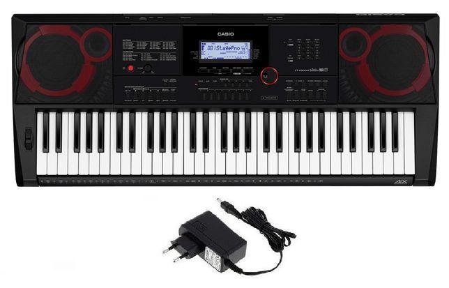 Keyboard Casio CT X3000 + zasilacz NOWY SKLEP WYSYŁKA w cenie
