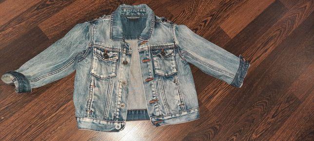 Джинсовая куртка для модницы фирмы Next!!