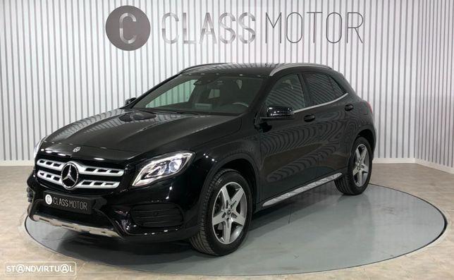 Mercedes-Benz GLA 180 CDi AMG Line