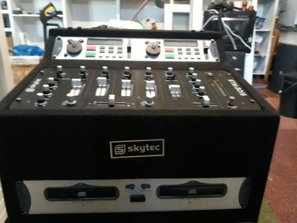 Skytek stm-3015 mikser + wszystko co na zdjęciach