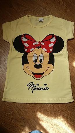 Nowa koszulka Minnie