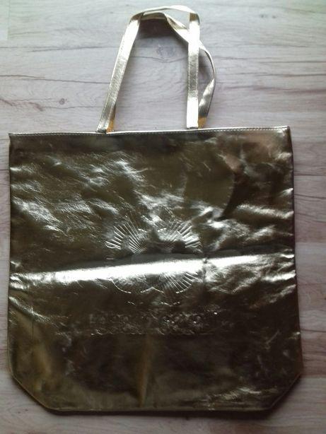 Roberto Cavali torebka złota