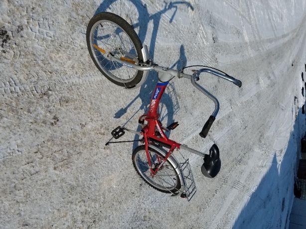 Продаю складной велосипед