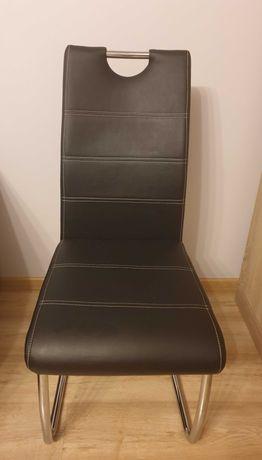 Krzesło ekoskóra