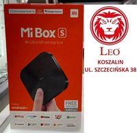 Odtwarzacz multimedialny Mi TV Box S 4K Ultra HD Czarny - 8329