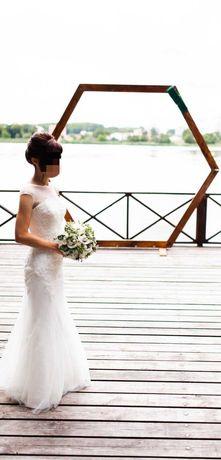 Весільне плаття, сукня для фотосесії. Свадебное платье.