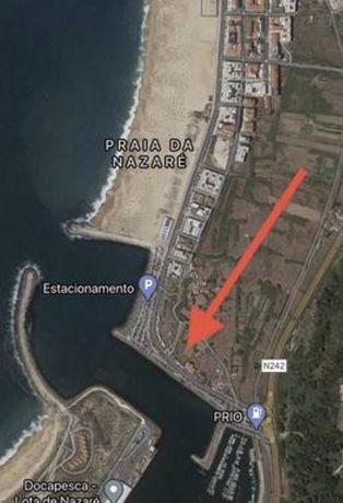 Terreno 350m2 Rustico junto á Marina da Nazaré