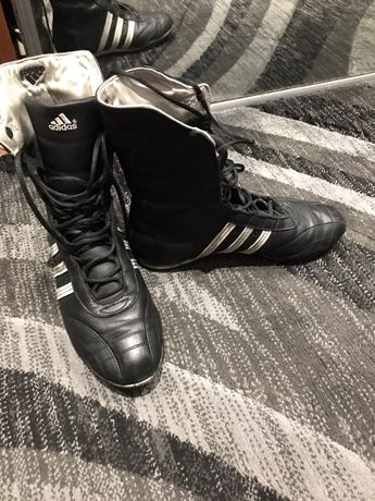 Шкіряні берци Adidas, оригінал, 38 розмір