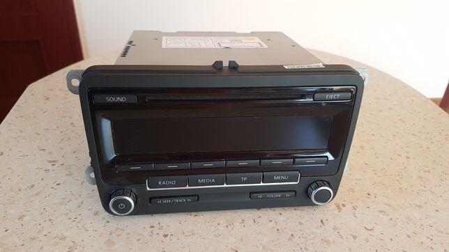 Radio samochodowe CD VW Sharan 7N, Alhambra 5MO 035 186 J