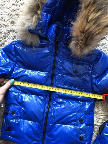 Зимний пуховой костюм Монклер