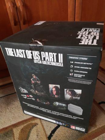 The Last of US 2 PS4 edycja kolekcjonerska