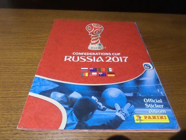 Vendo Cromos De Futebol Da Taça Das Confederações Russia 2017