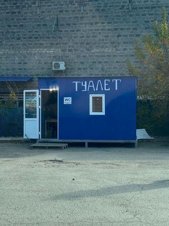 Продам Платный туалет