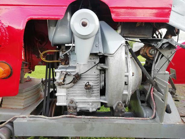 traktorek traktor  sam andoria 10