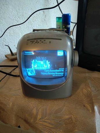 міні телевізор  CLATRONIK
